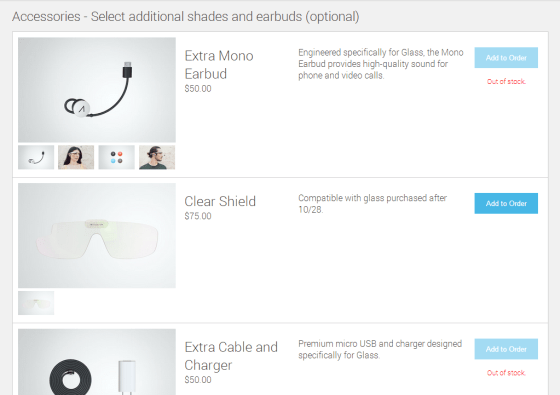 google glass acccessory