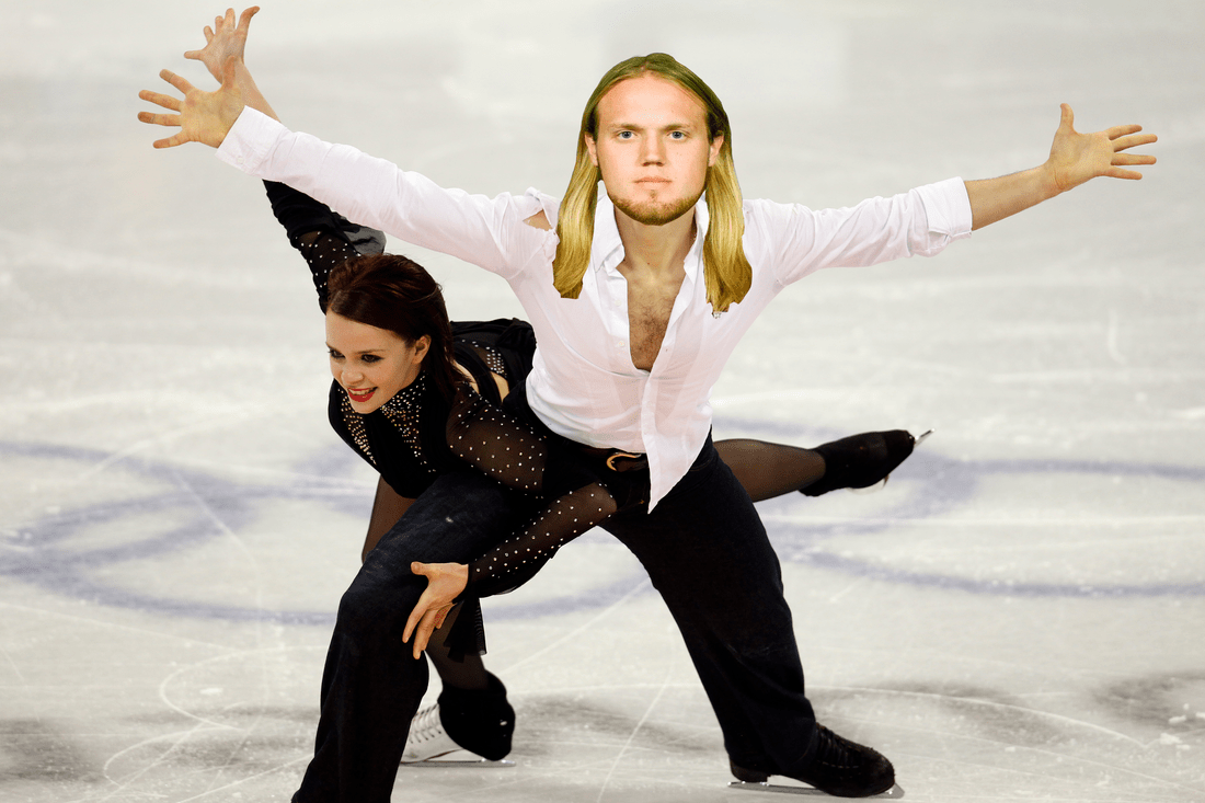 Day Ice Dancing