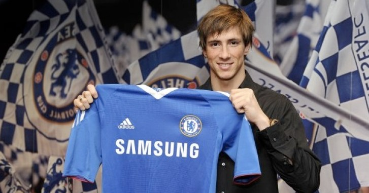 Image result for Fernando Torres joins chelsea
