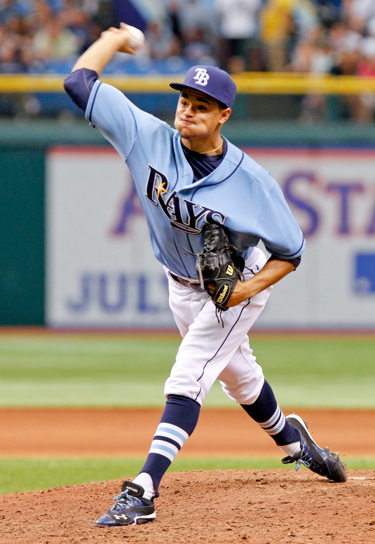 Image result for chris archer