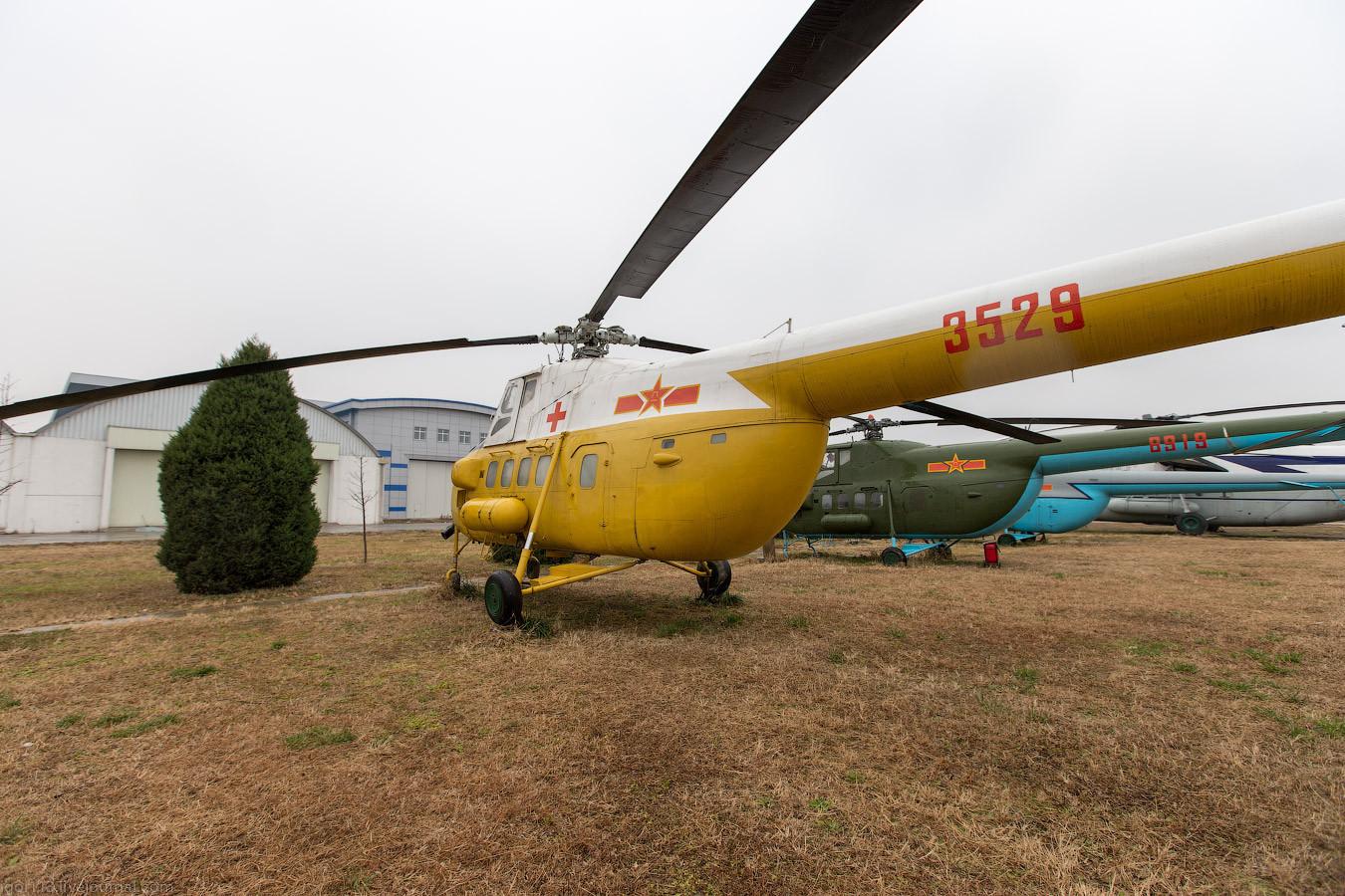 фото музей авиации китая заболевания