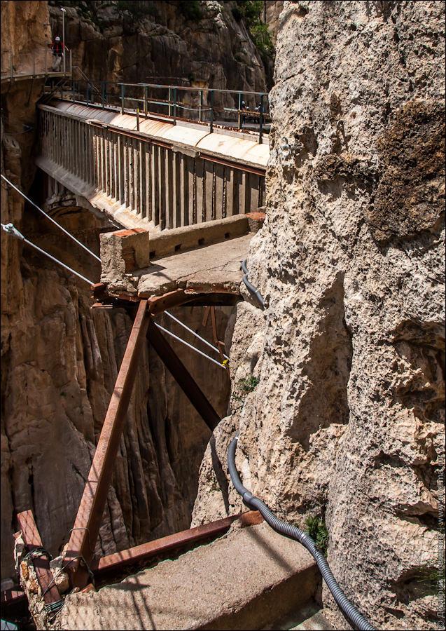 Старый мост на Королевской тропе