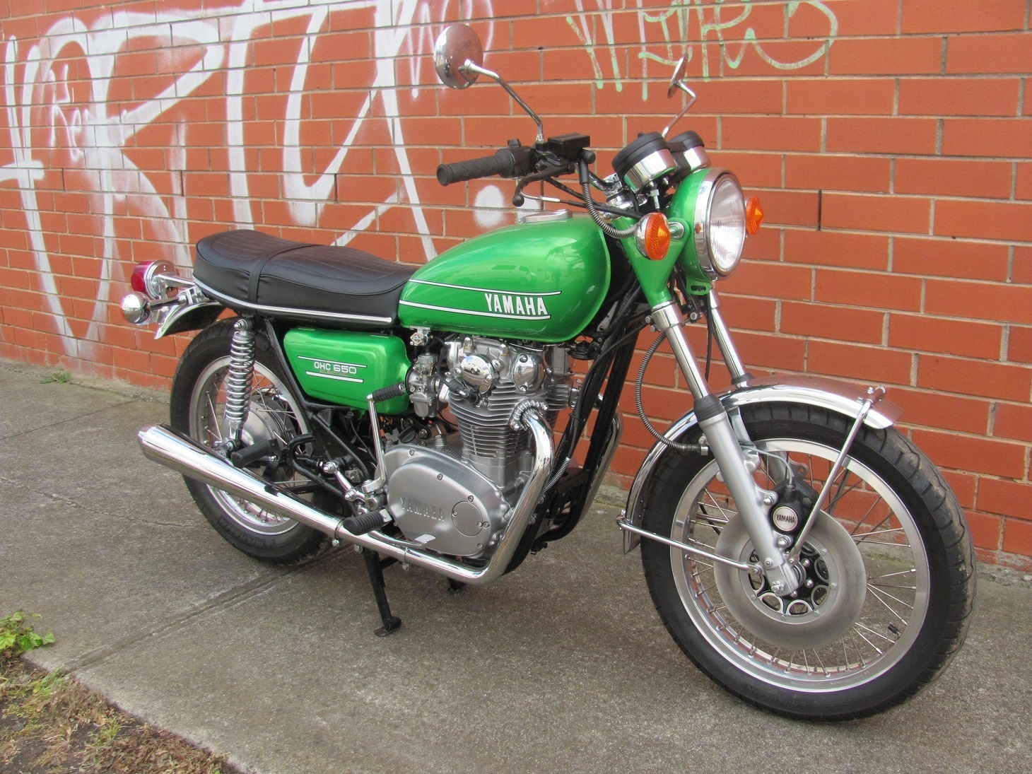 XS650: Professional Motorcycle Tuning, Australia | thexscafe on