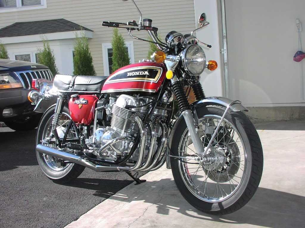 Xs650 Tracy Bodies Thexscafe Honda Cb750 Engine Cutaway 69 Cb750k The Before And After Benchmark