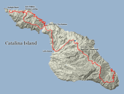 The Trans-Catalina Trail