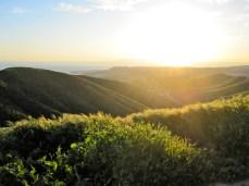 Views to Catalina Island