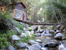 Icehouse Canyon Cabin