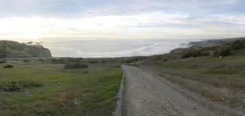 Crystal Cove Panorama