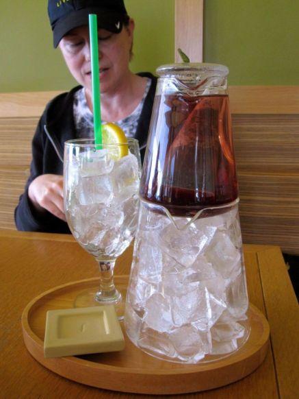 Serious iced tea