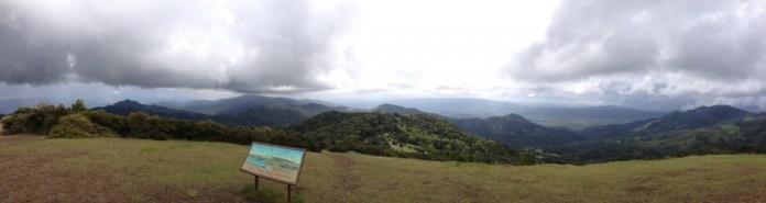 Bald Mountain panorama