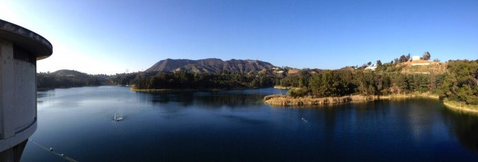 Lake Hollywood Panorama