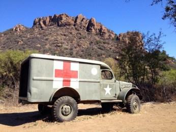 MASH Medical Truck