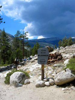 Saying Goodbye to John Muir Wilderness