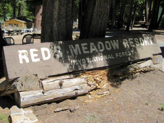 Red's Meadow Resort