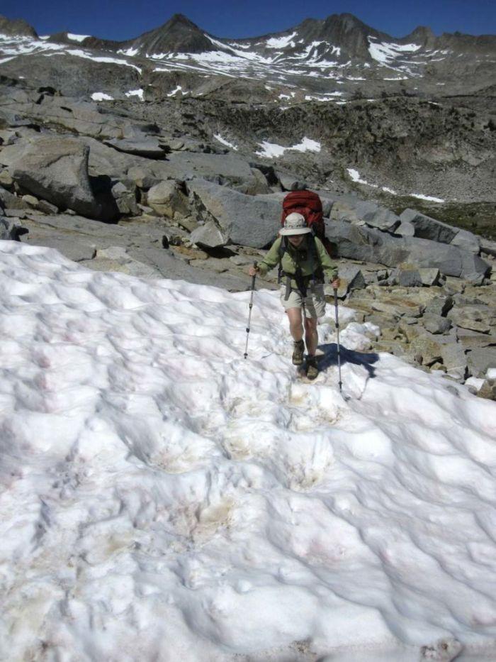 Traversing the Snow