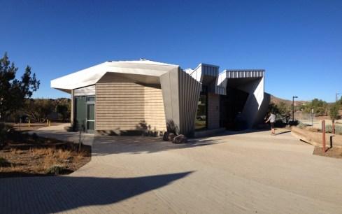 Vasquez Rocks Visitor Center