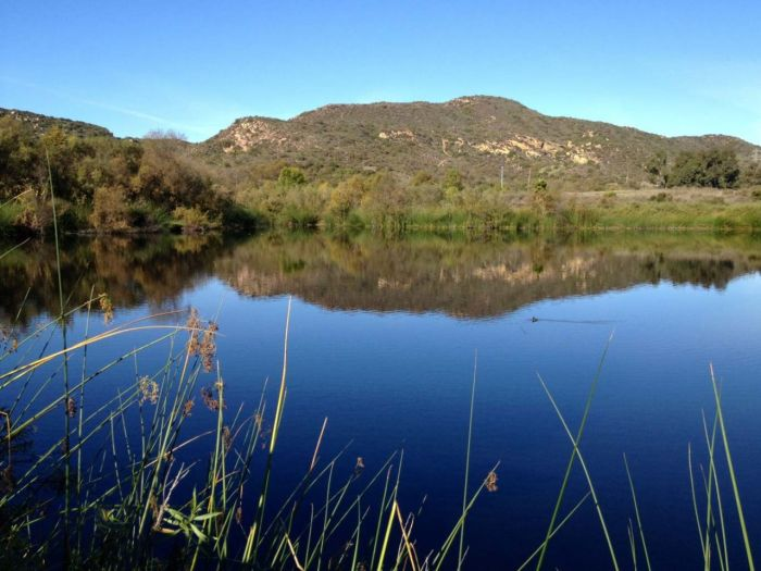 Barbara's Lake
