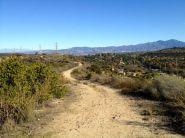 On the ridge line