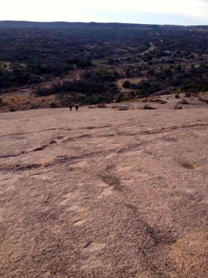 Enhanted Rock in Texas