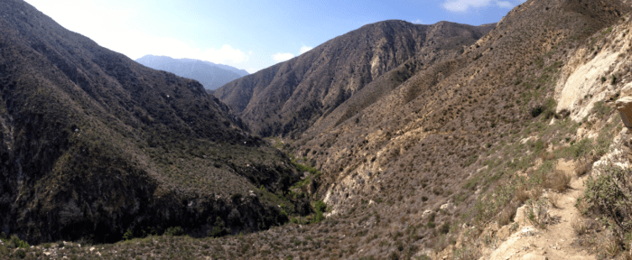 Trail Canyon Panorama