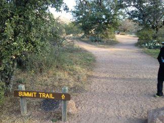 The Summit Trailhead