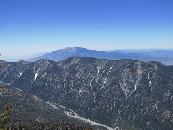 View from San Bernardino Peak