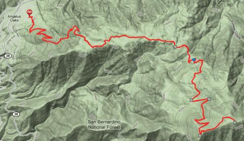 san-bernardino-peak-topo