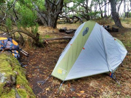 Miller Flats Campsite