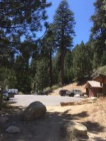Back at the Trailhead