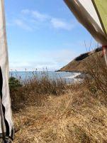 Afternoon Siesta on Spanish Flat