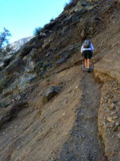 A Steep Slope Repaired from a Washout