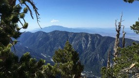 San Jacinto in the Distance