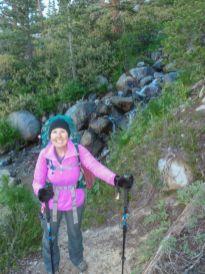 High Sierra Trail - Day 3