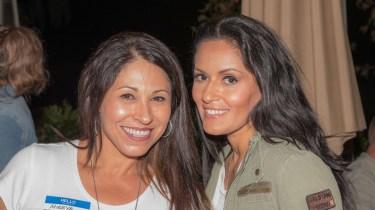 Mireya & Leslie