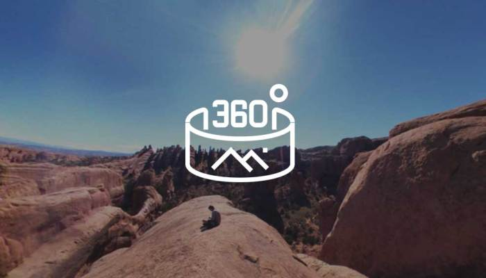 Click here to view an interactive 360 view from the end of the Private Arch trail