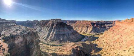 1000' above the Colorado River