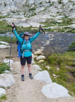 Successful crossing between Evolution and Sapphire Lakes