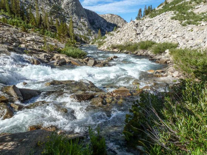 Beautiful Piute Creek
