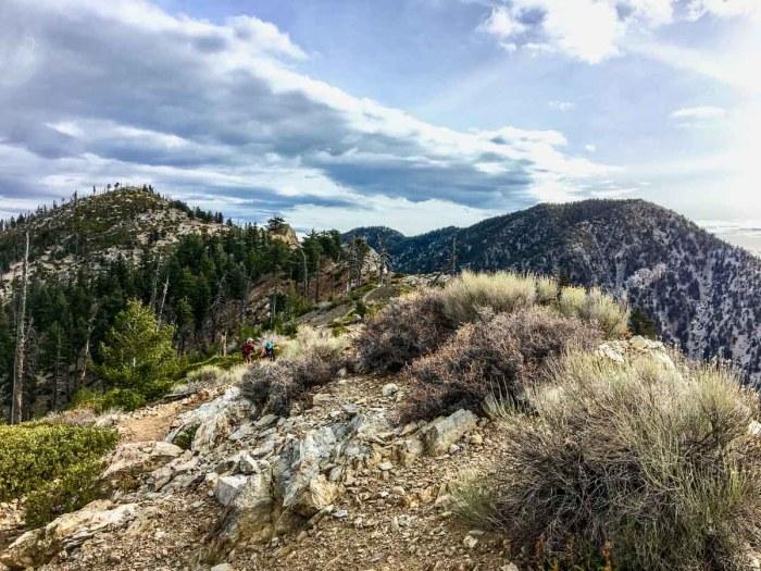 Bighorn and Cucamonga Peaks