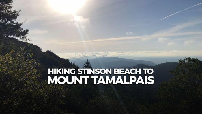 Hike Stinson Beach to Mount Tam
