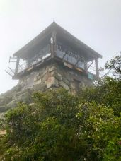 Mount Tam fire lookout tower