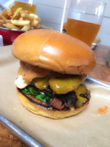 When in Escondido, eat at Burger Bench