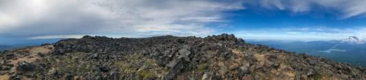 Mt Bachelor panorama