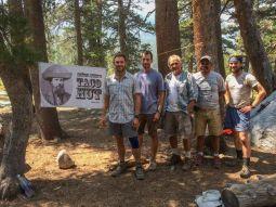Happy JMT thru-hikers