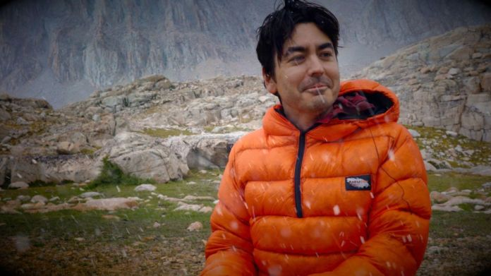 Backpacker and filmmaker Chris Smead on the High Sierra Trail