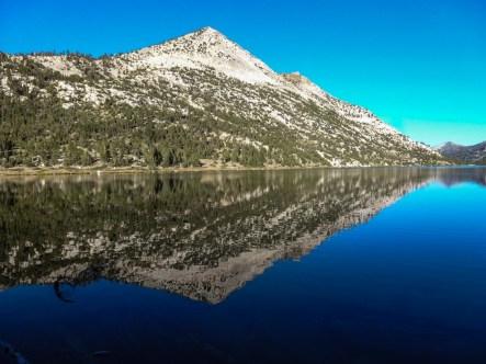 Day 2 - Leaving Charlotte Lake