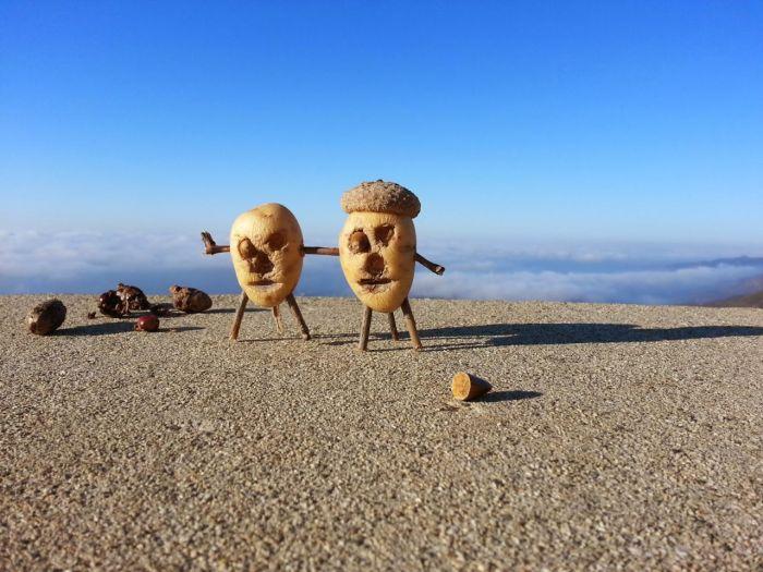Potato Mountain
