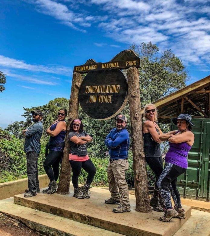 Successful Kilimanjaro Adventure