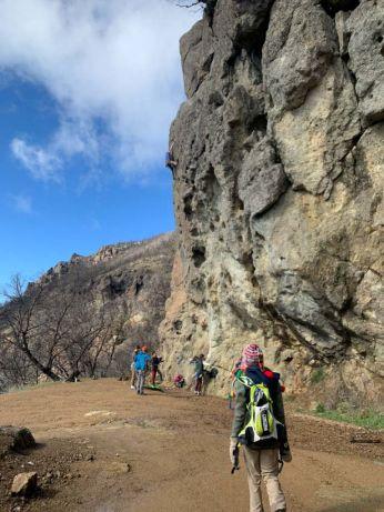 Mount Saint Helena hike