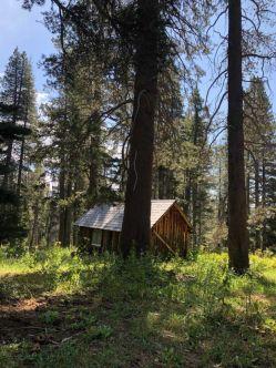 Buck Camp Ranger Station